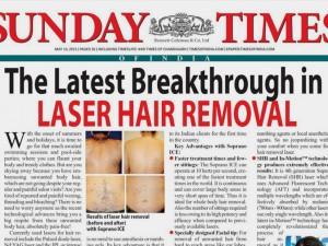Najnoviji napredak u laserskom uklanjanju dlaka