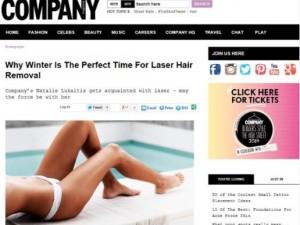 Zašto je zima savršeno vreme za lasersko uklanjanje dlaka?